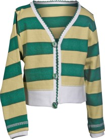 Gkidz Full Sleeve Striped Baby Boy's Sweatshirt