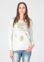 Riot Full Sleeve Printed Women's Sweatshirt