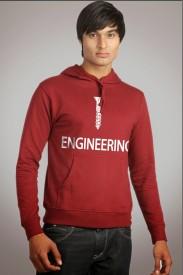 Campus Sutra Full Sleeve Printed Men's Sweatshirt