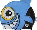 Arena AWT Fish Swimming Cap - Blue, Pack Of 1