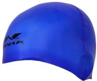 Nivia Soft Swimming Cap (Blue, Pack Of 1)
