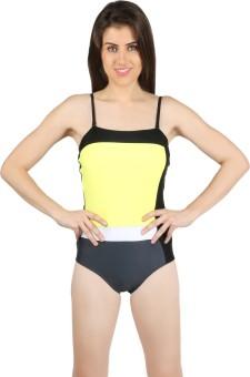 Nidhi Munim Swimwear Solid Women's - SWIEB572XWZBARA9