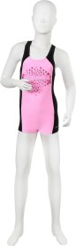 Speedo Cayla Legsuit Solid Girl's