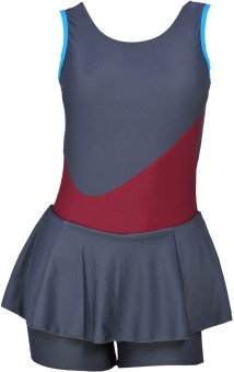 Champ Padded Frock With Bloomer Solid Women's