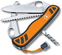 Victorinox 0.8341.MC9 - Hunter XT Orange / Black 6 Function Multi Utility Swiss Knife (Orange)