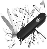 Victorinox 1.6795.3 33 Function Multi Utility Swiss Knife (Black)