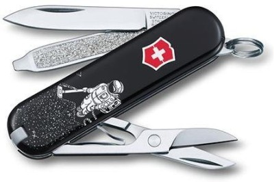 Classic Space Cleaner 7 Tool Multi utility Swiss Knife