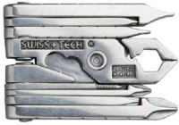 Swiss+Tech Micro-Max 19 Tool Multi-utility  Swiss Knife (Silver)