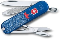 Victorinox 0.6223.L1409 - Classic Limited Edition - Sailor 7 Function Multi Utility Swiss Knife (Designer)