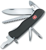 Victorinox Original Trailmaster 12 Function Multi Utility Swiss Knife (Black)