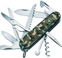 Victorinox Original Swiss Army 15 Tool Pocket  Swiss Knives - Green
