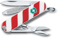 Victorinox 0.6223.L1405 - Classic Limited Edition Lollipop 7 Function Multi Utility Swiss Knife (Designer)