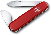 Victorinox Original Watch Opener 4 Function Multi Utility Swiss Knife (Red)