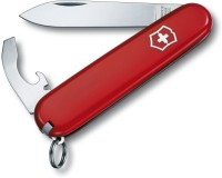 Victorinox Original Bantam 8 Function Multi Utility Swiss Knife (Red)