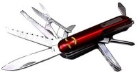 KB's Rimei 11 Function Multi Utility Swiss Knife (Multicolor)