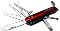 MK Rimei 11 Function Multi Utility Swiss Knife (Multicolor)
