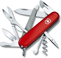 Victorinox 1.3743 18 Function Multi Utility Swiss Knife (Red)