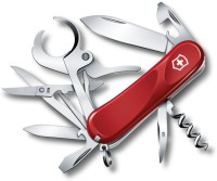Victorinox Original Cigar 15 Function Multi Utility Swiss Knife (Red)