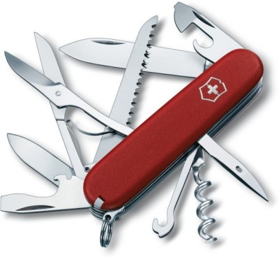 Huntsman Matt Finish 15 Tool Multi utility Swiss Knife