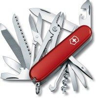 Victorinox 1.3773 - Handyman 24 Function Multi Utility Swiss Knife (Red)