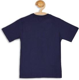 612 League Graphic Print Boy's Round Neck T-Shirt - TSHEFHZGAFCPXAPZ