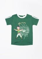 Chhota Bheem Printed Boy's Round Neck T-Shirt - TSHDU8U6XBJH23TA