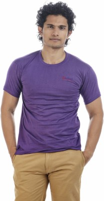 Shapers Solid Men's Round Neck T-Shirt