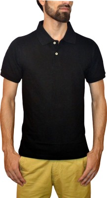 Nation Polo Club Solid Men's Polo Neck T-Shirt