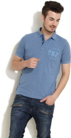In The Closet Printed Men's Polo T-Shirt