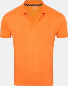 Zovi Solid Men's Polo T-Shirt