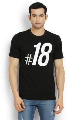 Stanley Kane Printed Men's Round Neck T-Shirt