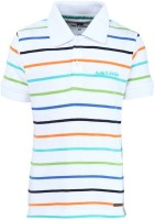 Bells And Whistles Printed Baby Boy's Polo T-Shirt - TSHE9YDYKX9Y4KUB