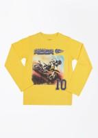 Joshua Tree Printed Boy's Round Neck T-Shirt - TSHDZB94YJGJFW62