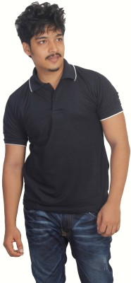 Grhk Solid Men's Polo T-Shirt