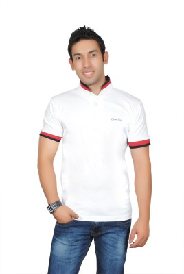 Brand Teez Solid Men's Polo T-Shirt