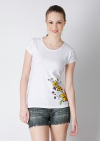 Clifton Printed Women's Round Neck T-Shirt