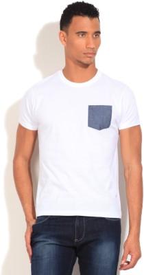 Flippd Solid Men's Round Neck T-Shirt
