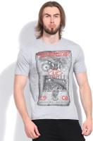 Lee Cooper Printed Men's Round Neck T-Shirt