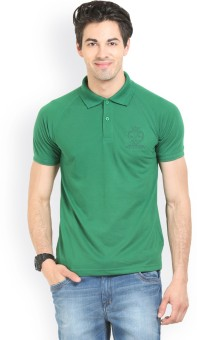 Max Solid Men's Polo T-Shirt