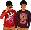 TSG Escape Printed Men's Round Neck T-Shirt - Pack Of 2 - TSHDTKQG5EEVXFTM