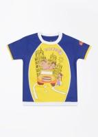 Chhota Bheem Printed Boy's Round Neck T-Shirt