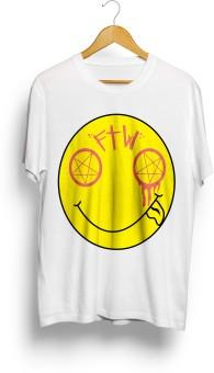 Teeforme Printed Men's, Women's Round Neck T-Shirt