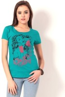 TSG Breeze Printed Women's Round Neck T-Shirt - TSHDXW5KPZGDKDM7