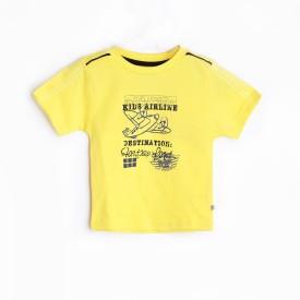 Mee Mee Graphic Print Baby Boy's Round Neck T-Shirt - TSHE6SJFD2GEGAHQ
