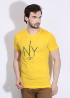 Arrow New York Printed Men's Round Neck T-Shirt