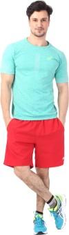 Asics Seamless Graphic Print Men's Round Neck T-Shirt