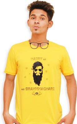Guts N Glory Graphic Print Men's Round Neck T-Shirt