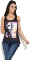 Deal Jeans Printed Women's Fashion Neck T-Shirt - TSHDWNZMDNHFV3TX