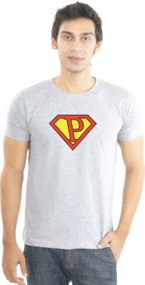 Lacrafters Graphic Print Men's Round Neck T-Shirt