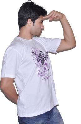 TSG Breeze Printed Men,s Round Neck T-Shirt